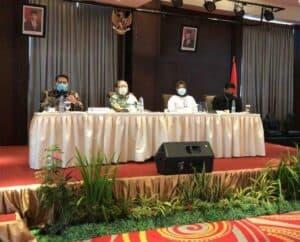 Kegiatan Bimbingan Teknis bagi Pendamping, Tokoh Masyarakat, Tokoh Agama dan Pemuda pada Kawasan Rawan dan Rentan Narkoba di Provinsi Sumut