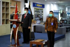 Sesttama BNN RI Lantik Pejabat Administrator, Penyidik Utama dan Auditor