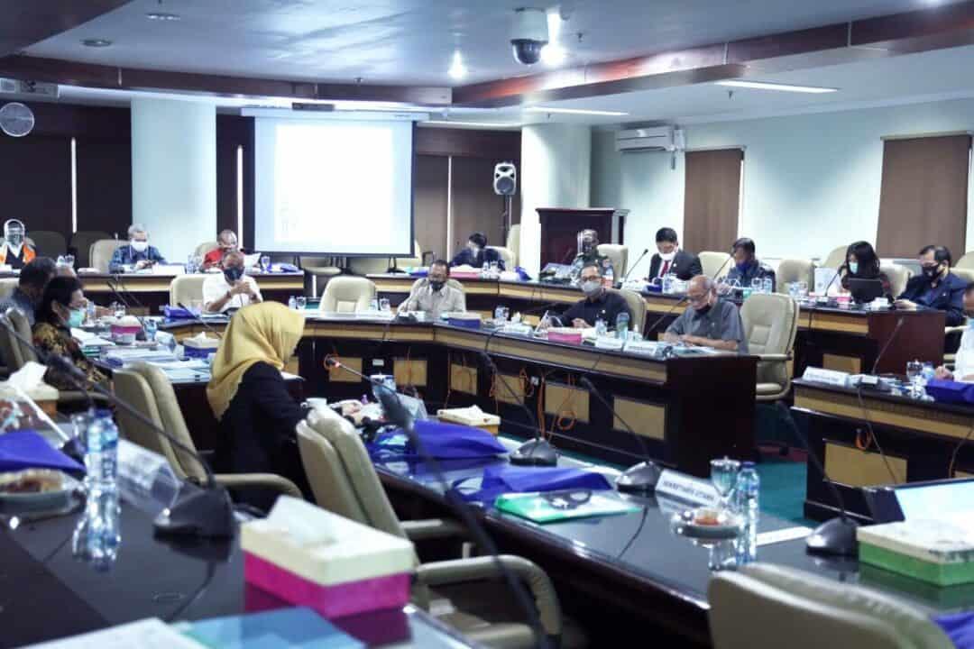 Kepala BNN Hadiri Diskusi Tentang Optimalisasi Pangan di Masa Pandemi