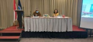 Penggiat P4GN DKI Jakarta Pin dan Sertifikat