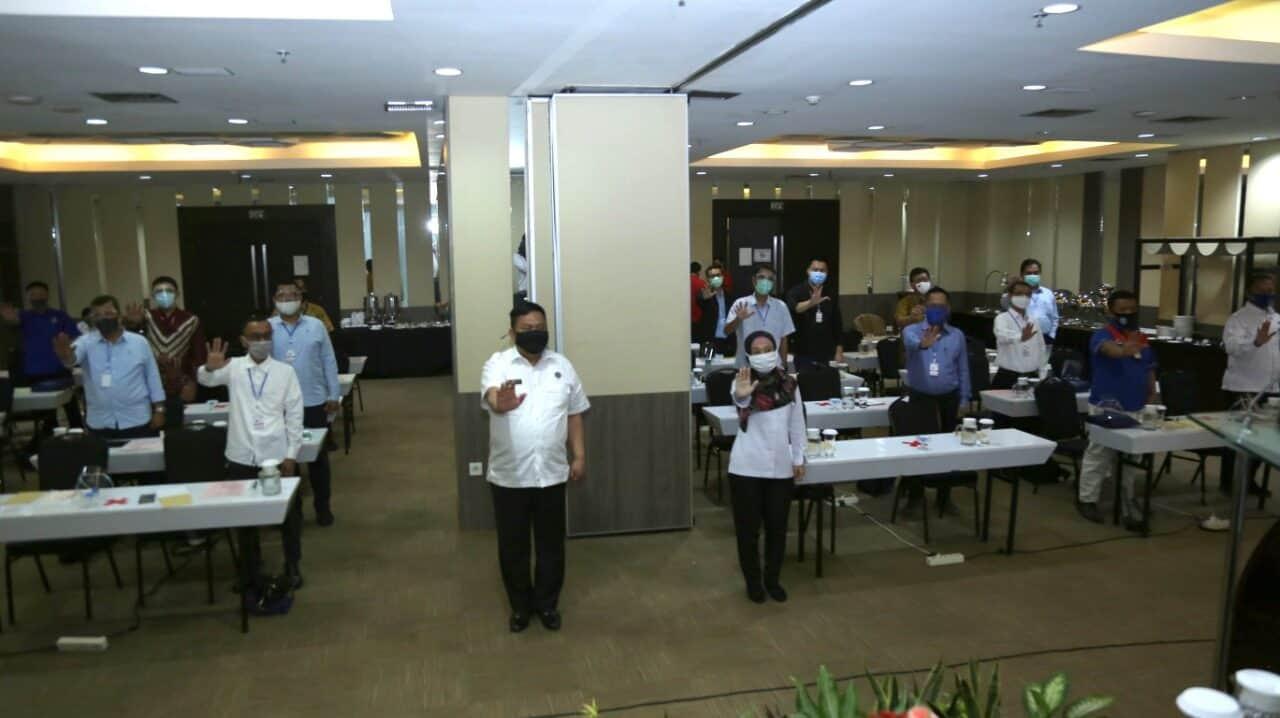 Direktur PSM BNN RI Rangkul Lingkja Swasta Peduli Bahaya Narkoba