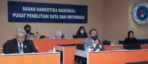 BNN RI Dan Departemen Narkotika Kazakhstan Jalin Kerjasama Berantas Narkotika