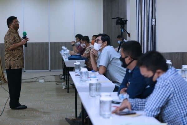 "Anjan Pramuka Putra : "" Waspadalah, 70 % Angka Penyalahgunaan Narkoba Dari Kalangan Pekerja"""