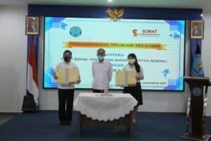 Kembangkan REAN.ID: Deputi Bidang Pencegahan dan SCI Tandatangani Perjanjian Kerjasa Sama