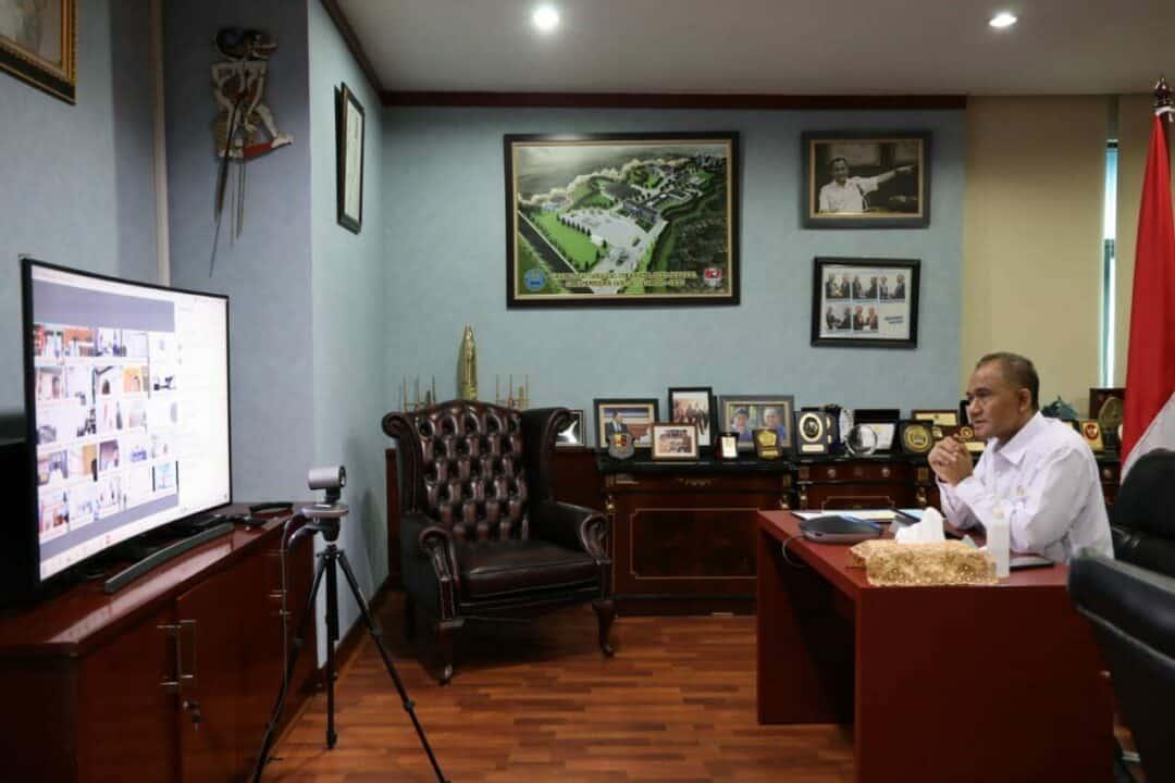PPSDM Gelar Induction Training Bagi Pejabat Baru Di Lingkungan BNN RI