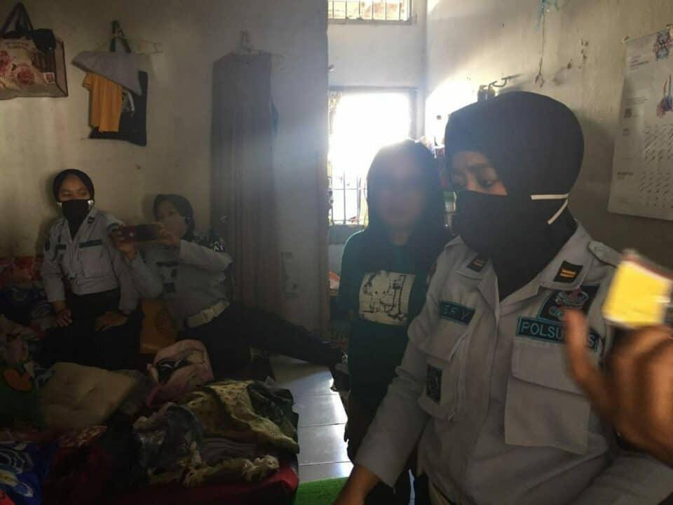 BNN RI Gunakan UU TPPU, Sita 5,2 Miliyar Dari Napi Wanita Bandar Narkoba Di Kalsel