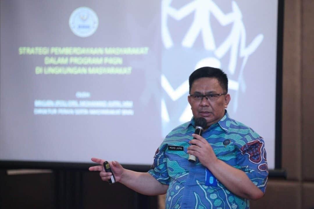 Optimalkan Upaya P4GN Di Medan, BNN RI Latih Penggiat Anti Narkotika