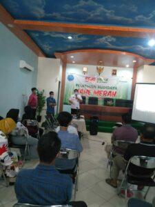 Pelatihan budidaya tanaman jahe merah dari PT. Bintang Toedjoe untuk masyarakat di Kawasan rawan Narkoba Di Pekauman Kota Banjarmasin