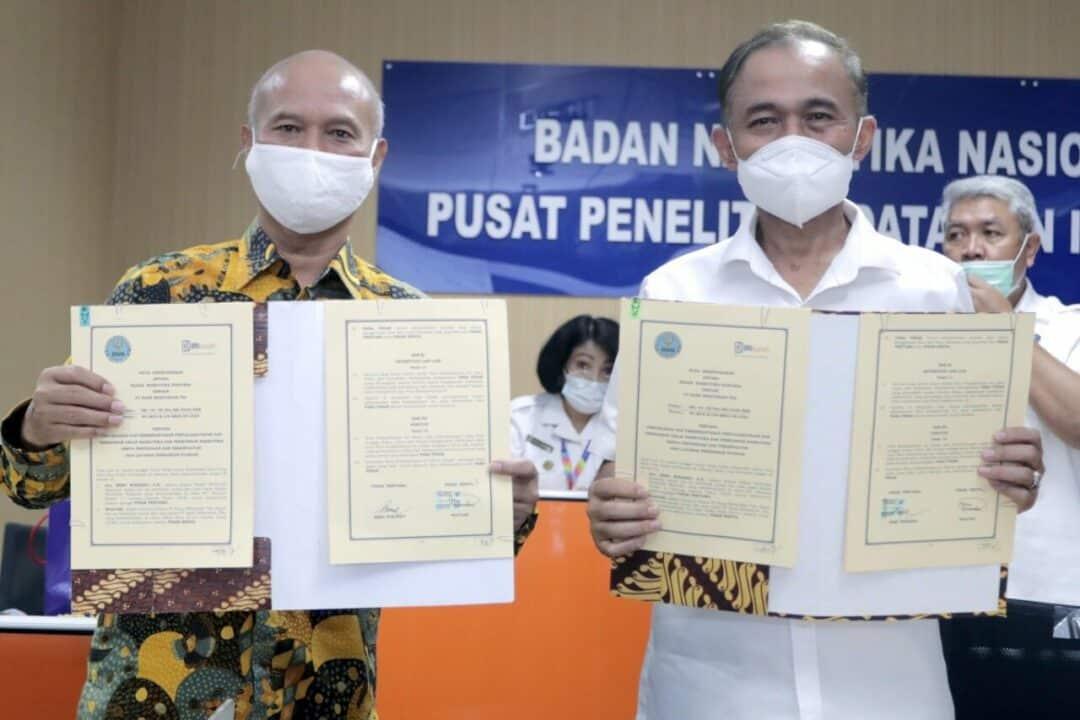 BNN RI dan PT BRI Syariah Jalin Upaya P4GN dan CSR Kerjasama