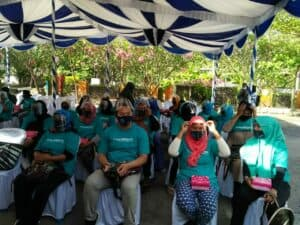 Kegiatan Pemberdayaan Alternatif melalui Pengembangan Wirausaha bagi Kawasan Rawan dan Rentan Narkoba di Provinsi NTB