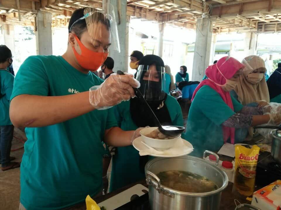 Kegiatan Pemberdayaan Alternatif melalui Pengembangan Wirausaha bagi Kawasan rawan dan rentan Narkoba di Provinsi Nusa Tenggara Barat