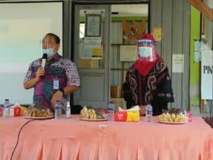 Paparan Direktur Pemberdayaan Alternatif BNN tentang P4GN