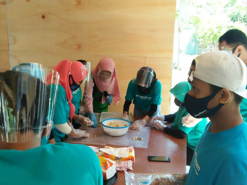 Kegiatan Pemberdayaan Alternatif melalui Pengembangan Wirausaha bagi Kawasan Rawan dan Rentan Narkoba di Provinsi NTBpp