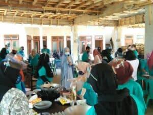 Kegiatan Pemberdayaan Alternatif melalui Pengembangan Wirausaha bagi Masyarakat Kawasan rawan dan rentan Narkoba di Provinsi NTB