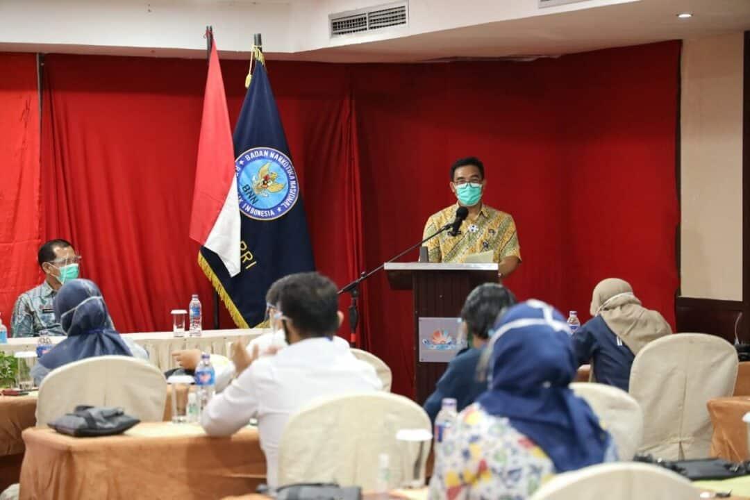 BNN Ajak SKPD Provinsi KEPRI Aktif Jadi Penggiat Anti Narkoba