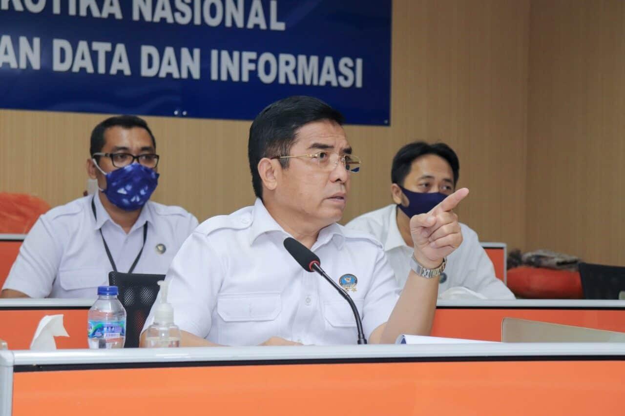 BNN Optimalkan Peran Desa Melalui Program Desa Bersinar