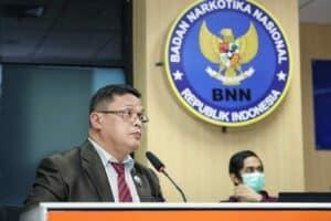 Kepala BNN RI Dan Badan Narkotika Peru (DEVIDA) Bahas Permasalahan Narkotika Internasional