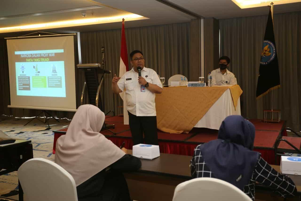 Peran Serta Masyarakat Riau Sangat Dibutuhkan Dalam Pemberantasan Narkoba