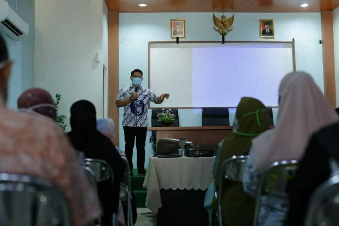 BNN RI Dan PT Bintang Toedjoe Beri Pelatihan Budi Daya Jahe Merah
