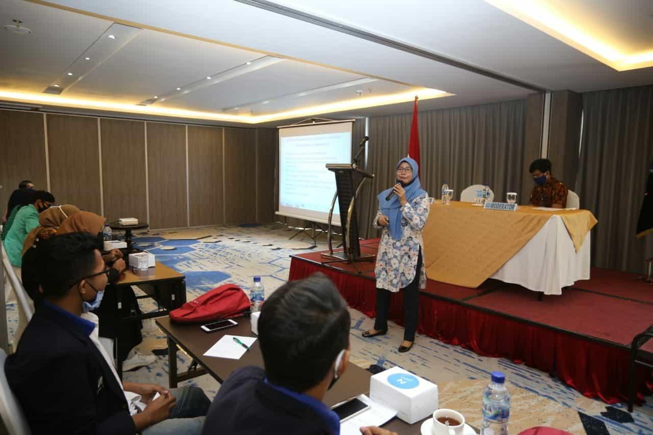 """BNN RI Kenalkan """"Adiksi, Rehabilitasi Dan Program IBM"""" Pada Penggiat P4GN Di Provinsi Riau"""