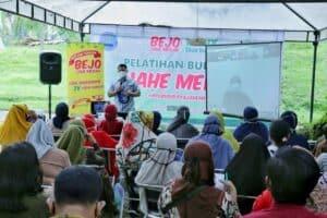 Jahe Merah, Idola Wirausahawan BNN RI Di Daerah Rawan Narkoba