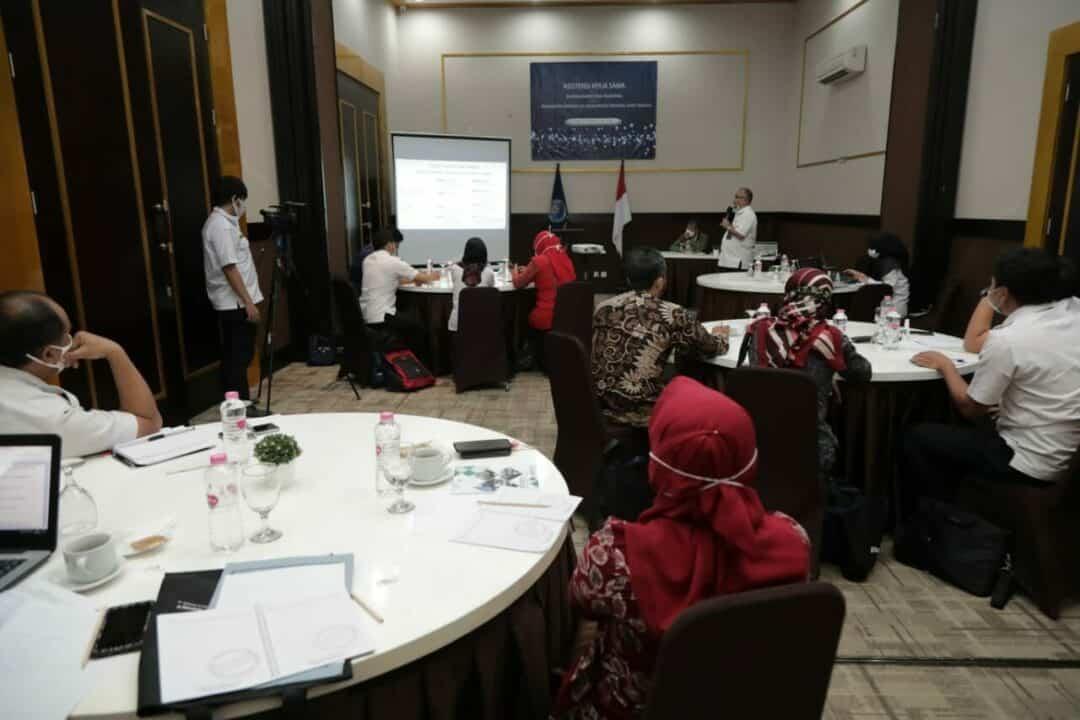 Direktorat Kerjasama BNN RI Lakukan Asistensi Di Jawa Tengah