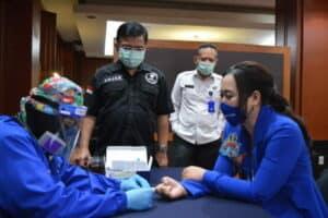 Deputi Pencegahan BNN Ajak Awak Media Gelorakan #HIDUP100PERSEN