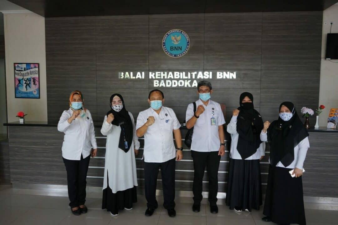 Rangkaian Kegiatan dalam rangka Pemberdayaan Alternatif melalui Pengembangan Wirausaha di Kota Makassar Sulsel