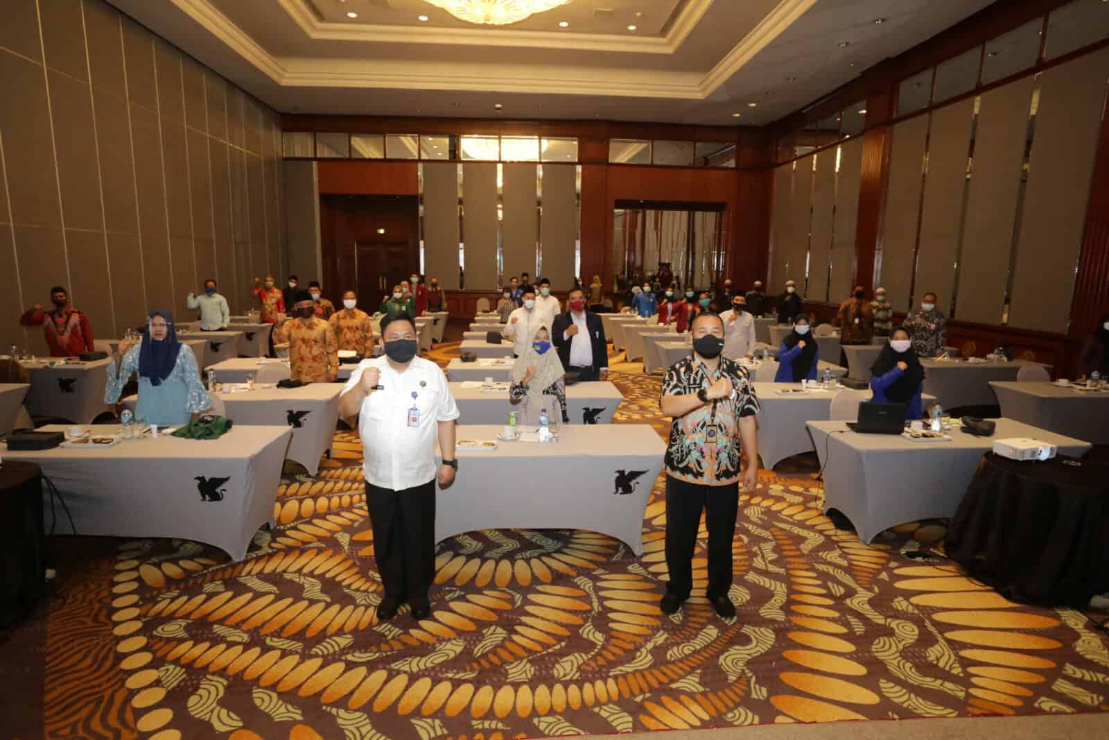BNN Rangkul Pondok Pesantren Jadi Penggiat P4GN