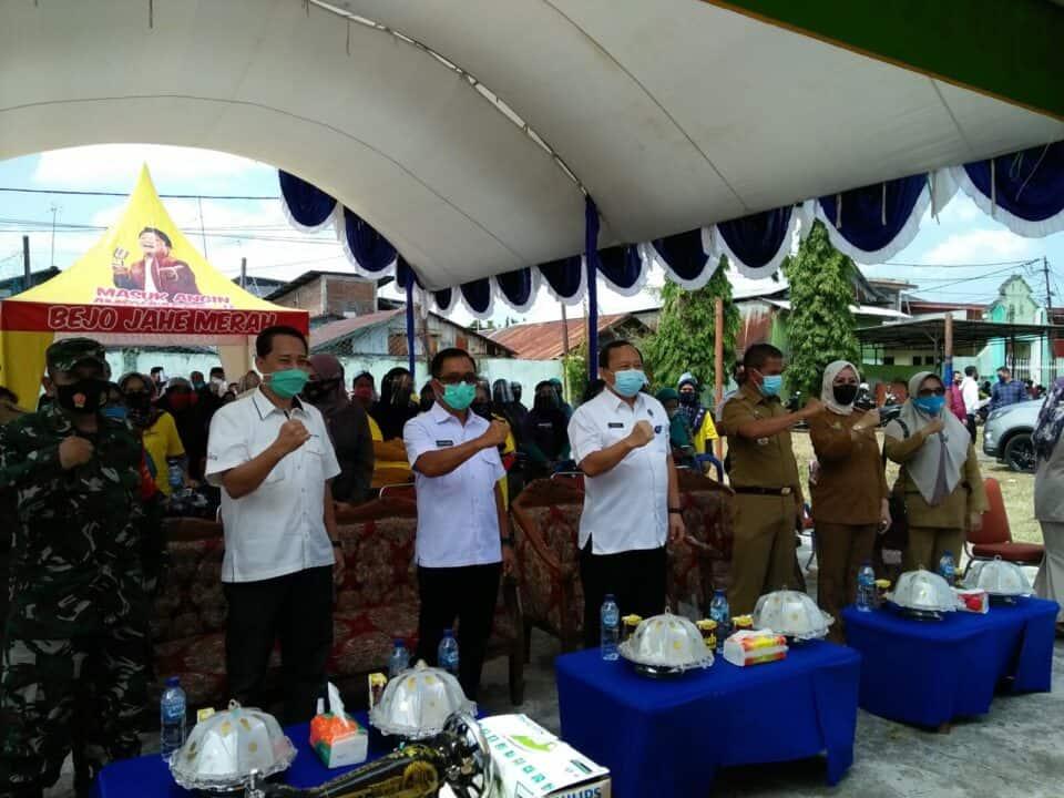 Kegiatan Pemberdayaan Alternatif melalui Pengembangan Wirausaha bagi Masyarakat Perkotaan Kawasan Rawan dan Rentan Narkoba di Provinsi Sulawesi Selatan