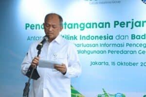 Kepala BNN RI Apresiasi Dukungan Citilink Dalam Upaya P4GN