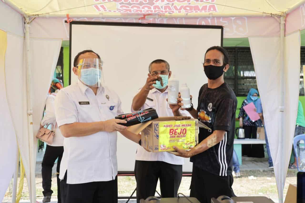 """Bintang Toedjoe Dan Semen Indonesia Beri Pelatihan Kewirausahaan """"Life Skill"""""""