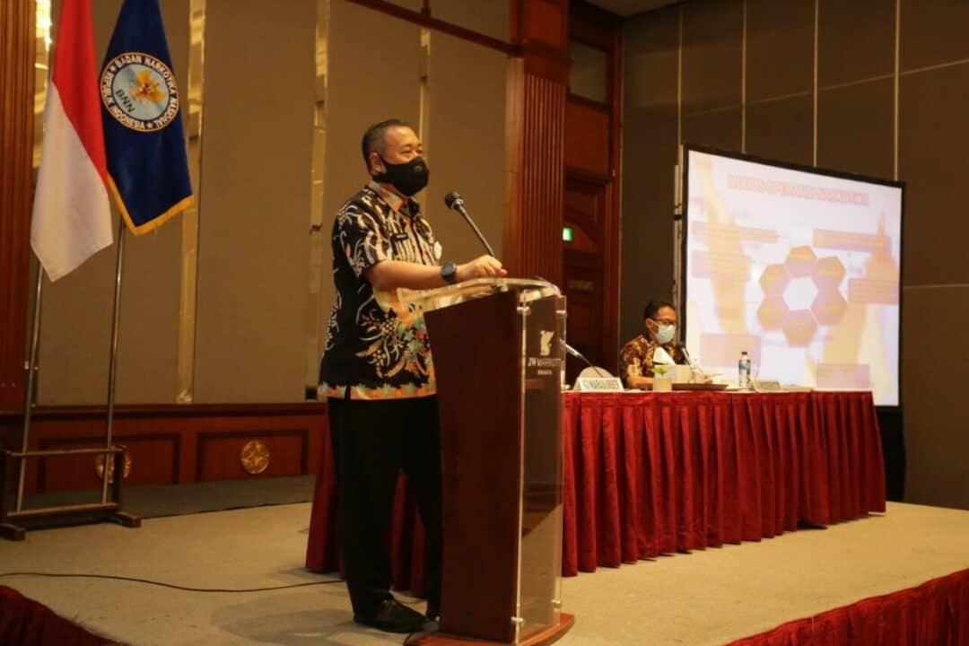 Kepala BNNP Jatim Ajak Penggiat Anti Narkoba Implementasikan P4GN