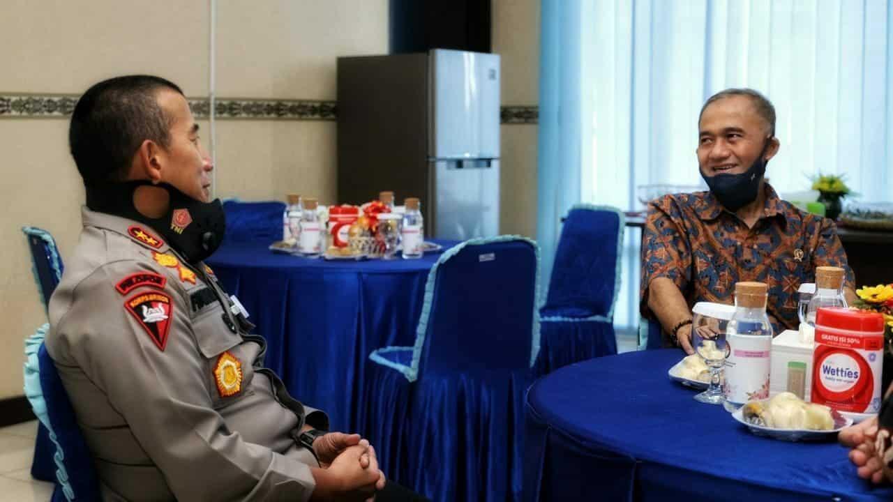 Kepala BNN RI Lakukan Kunjungan Kerja Ke BNNP Banten