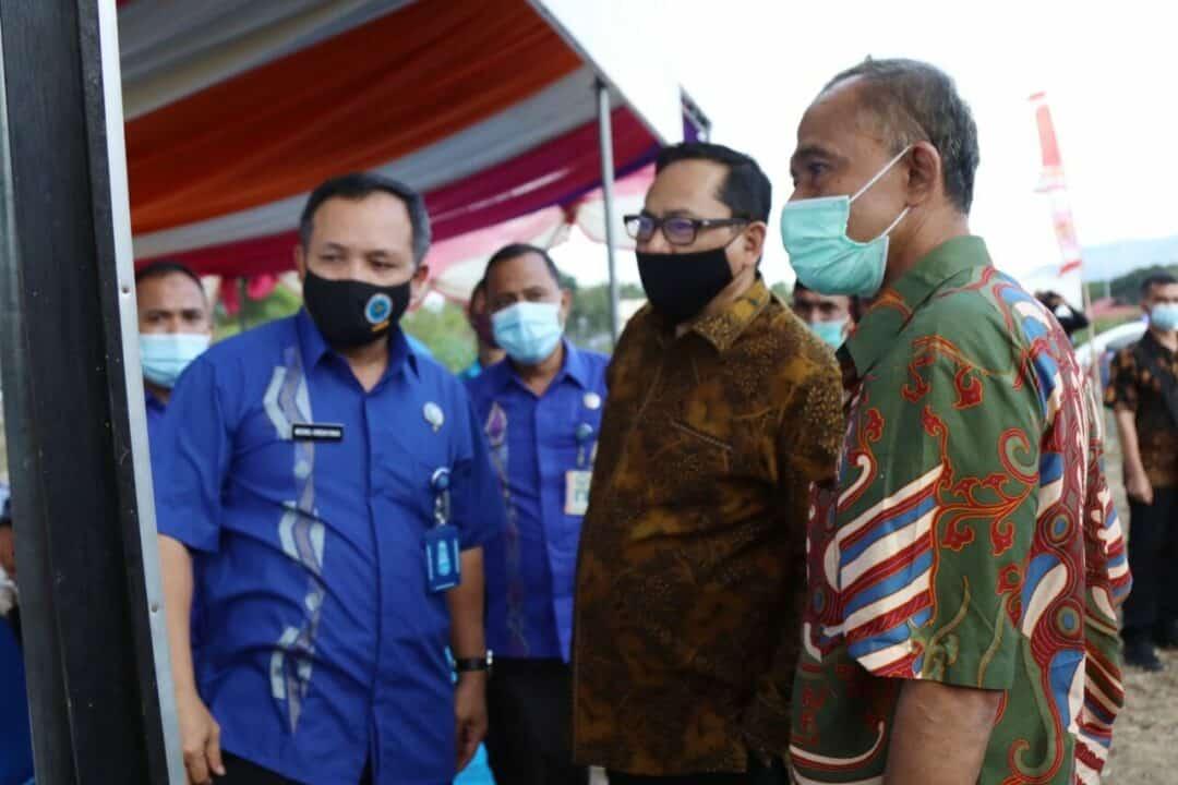 Unsur Criminal Justice System Provinsi Gorontalo Sepakat Dukung Program 'TAT' BNN RI