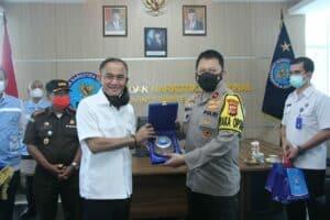 Kepala BNN Melakukan Kunjungan Kerja ke BNNP Jawa Barat