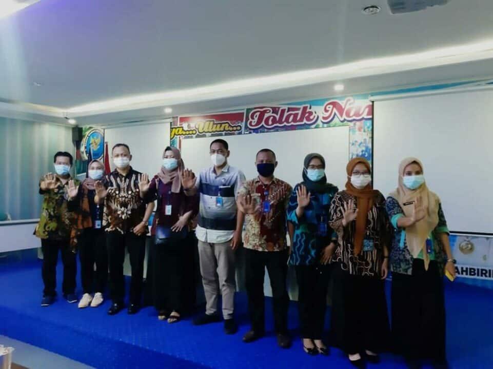 Kegiatan Supervisi Program Pemberdayaan Alternatif di Provinsi Kalimantan Selatan