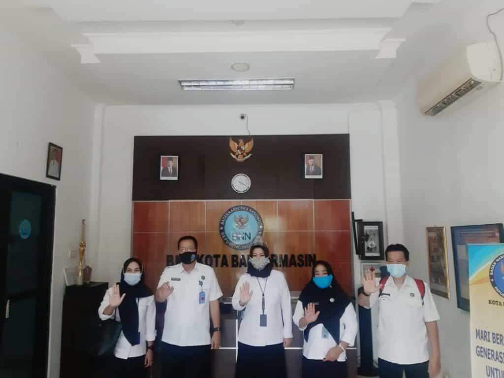 Rangkaian Supervisi Program Pemberdayaan Alternatif di Provinsi Kalimantan Selatan