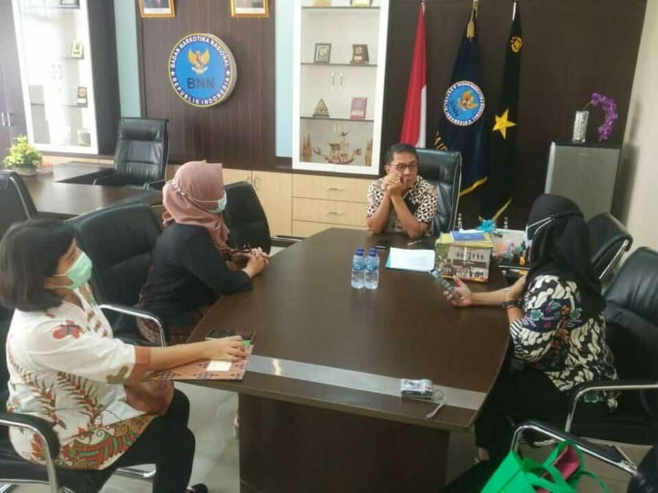 Kegiatan Supervisi Program Pemberdayaan Alternatif di Provinsi Sumut