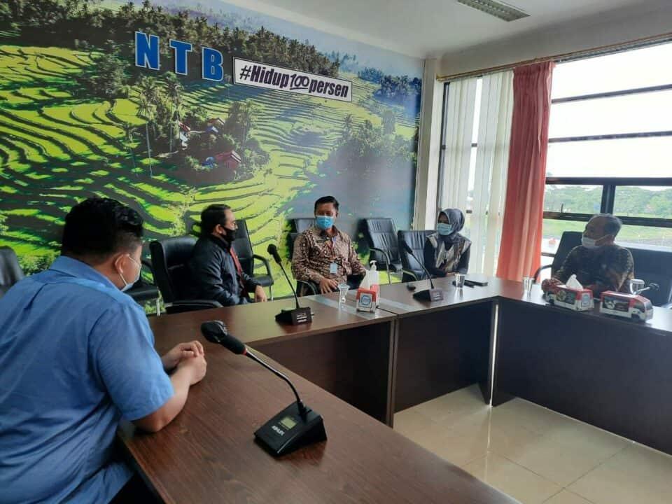 Kegiatan Supervisi Program Pemberdayaan Alternatif di Provinsi Nusa Tenggara Barat