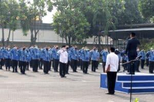 """""""Mari Menjadi Pahlawan BNN"""" Ajak Sekretaris Utama BNN"""