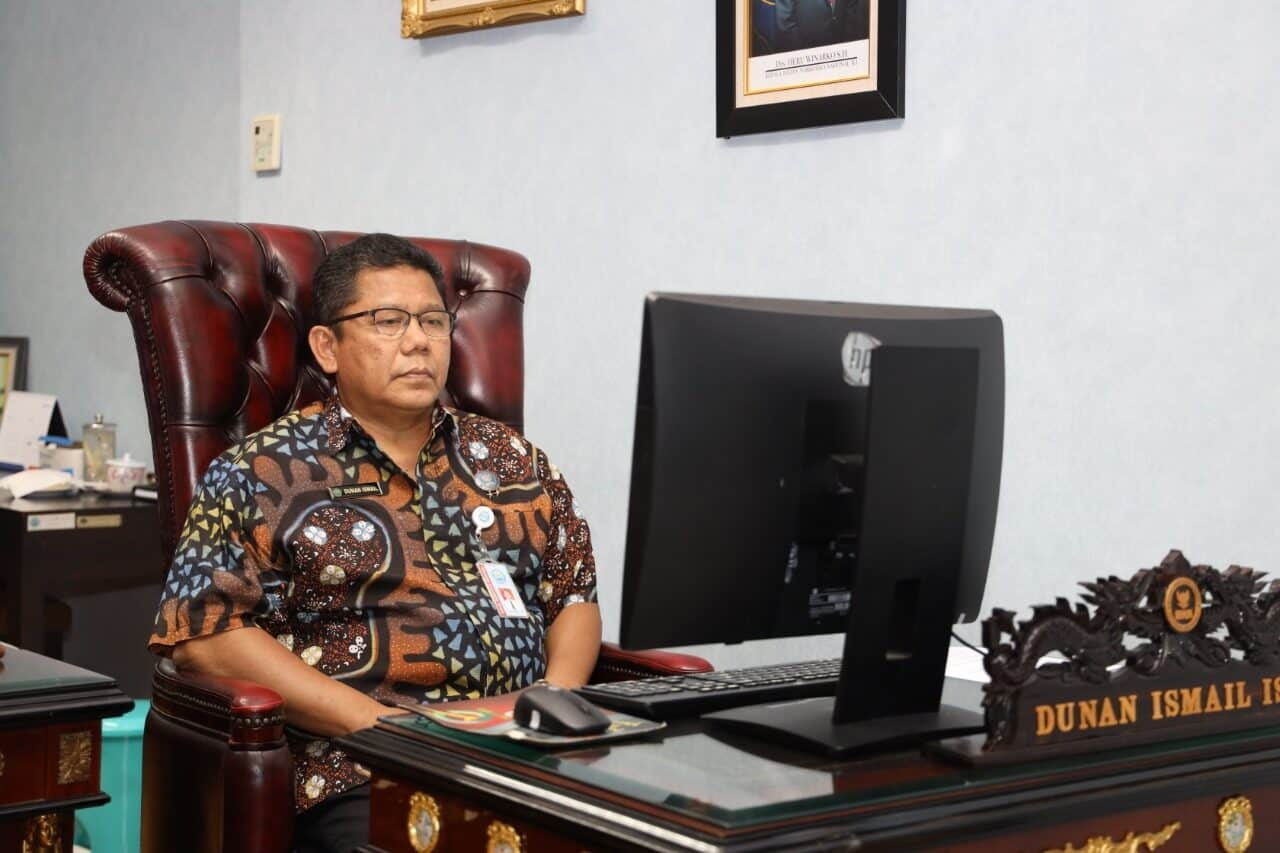 Sestama BNN RI Tutup Acara Pelepasan Peserta Pelatihan Kepemimpinan Pengawas