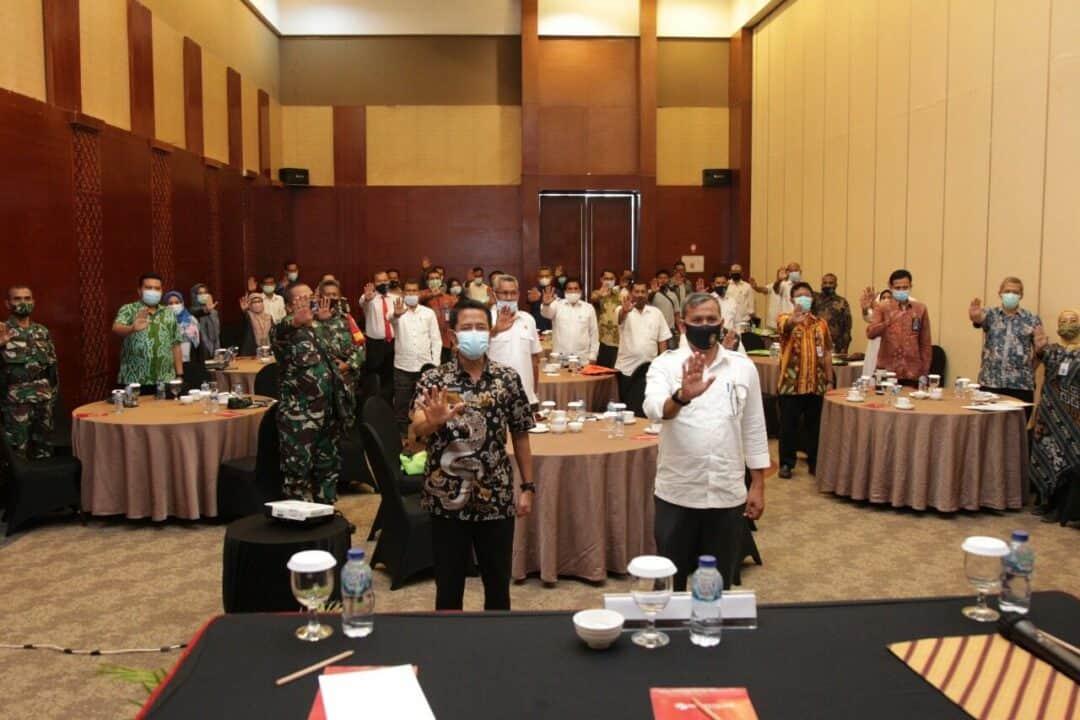 Direktorat Dayatif BNN RI Adakan Bimtek Stakeholders Kawasan Rawan Narkoba Pedesaan Di Aceh Besar