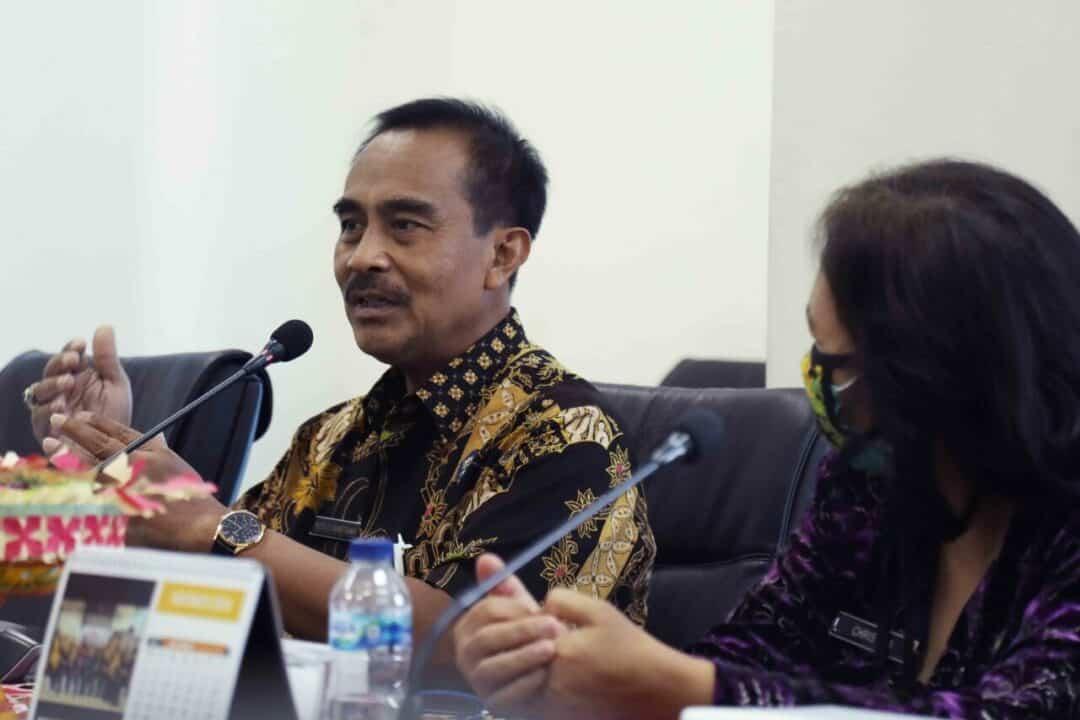 BNN RI Gelar Sosialisasi Tata Kelola Kearsipan Di BNNP Bali