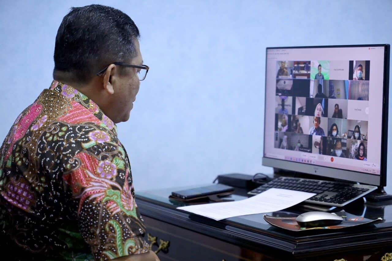 Komitmen KORPRI BNN Berikan Layanan Bimbingan dan Konsultasi Bagi Pegawainya