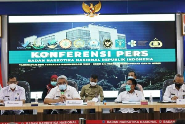 Hasil Voting Pada Reconvened 63rd Session Commision On Narcotics Drugs Terkait Cannabis dan Cannabis Resin