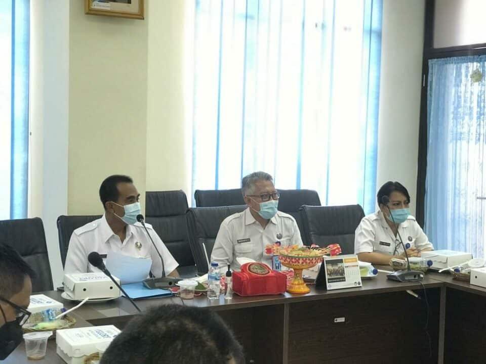 Karo REN BNN RI Sosialisasikan Inpres No. 2 Tahun 2020 Di BNNP Bali