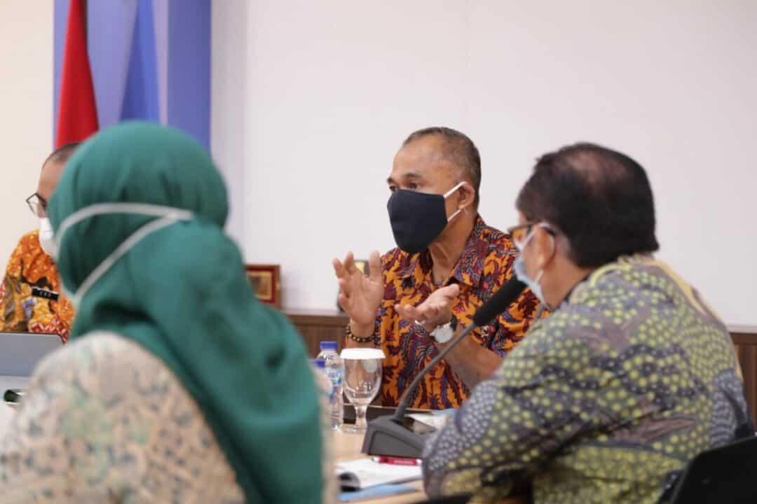 BNN Duduk Bersama Dinsos dan Dinkes DKI Jakarta Bahas Optimalisasi Rehabilitasi dan TAT