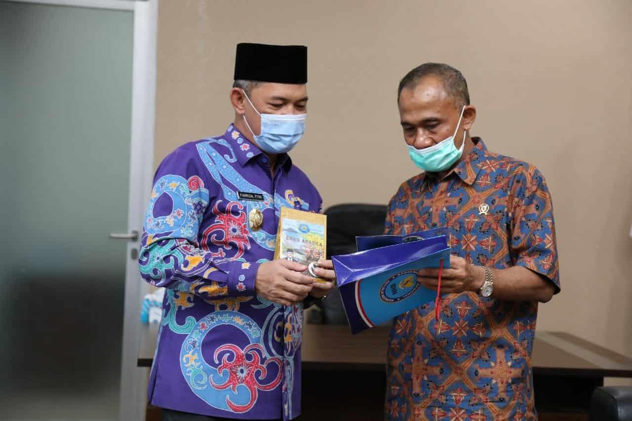 BNN RI Terima Dana Hibah Sebesar 2 Miliar Dari Pemerintah Daerah Provinsi Kalimantan Tengah