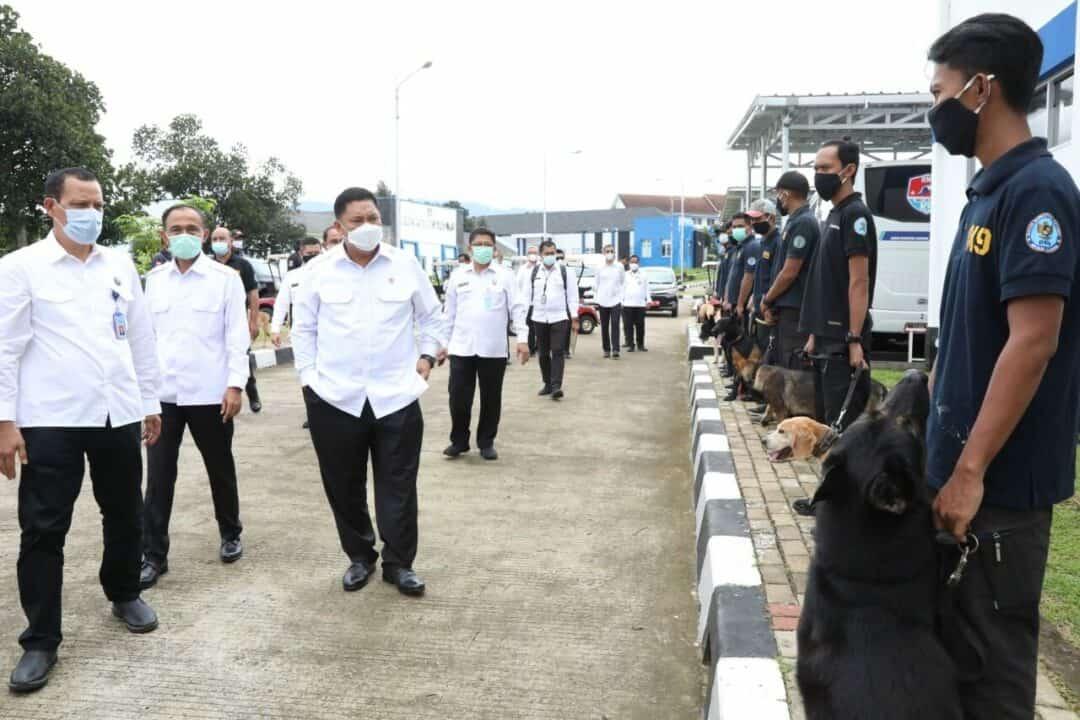 Sambutan Perdana, Kepala BNN Ajak Semua Unsur Perangi Masalah Narkotika